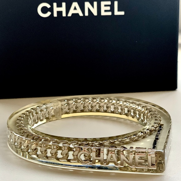 CHANEL Jewelry - Authentic Chanel Vintage Bangle